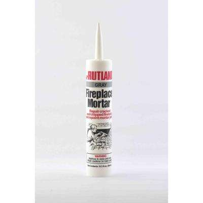 10.3 fl. oz. Fireplace Mortar Cartridge in Gray