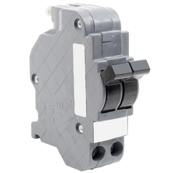 New UBIF Thin 40 Amp 1 in. 2-Pole Federal Pacific Stab-Lok NC240 Replacement Circuit Breaker
