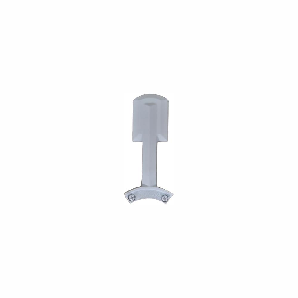 Home Decorators Collection Marshlands LED 52 in. White Blade Arm Set