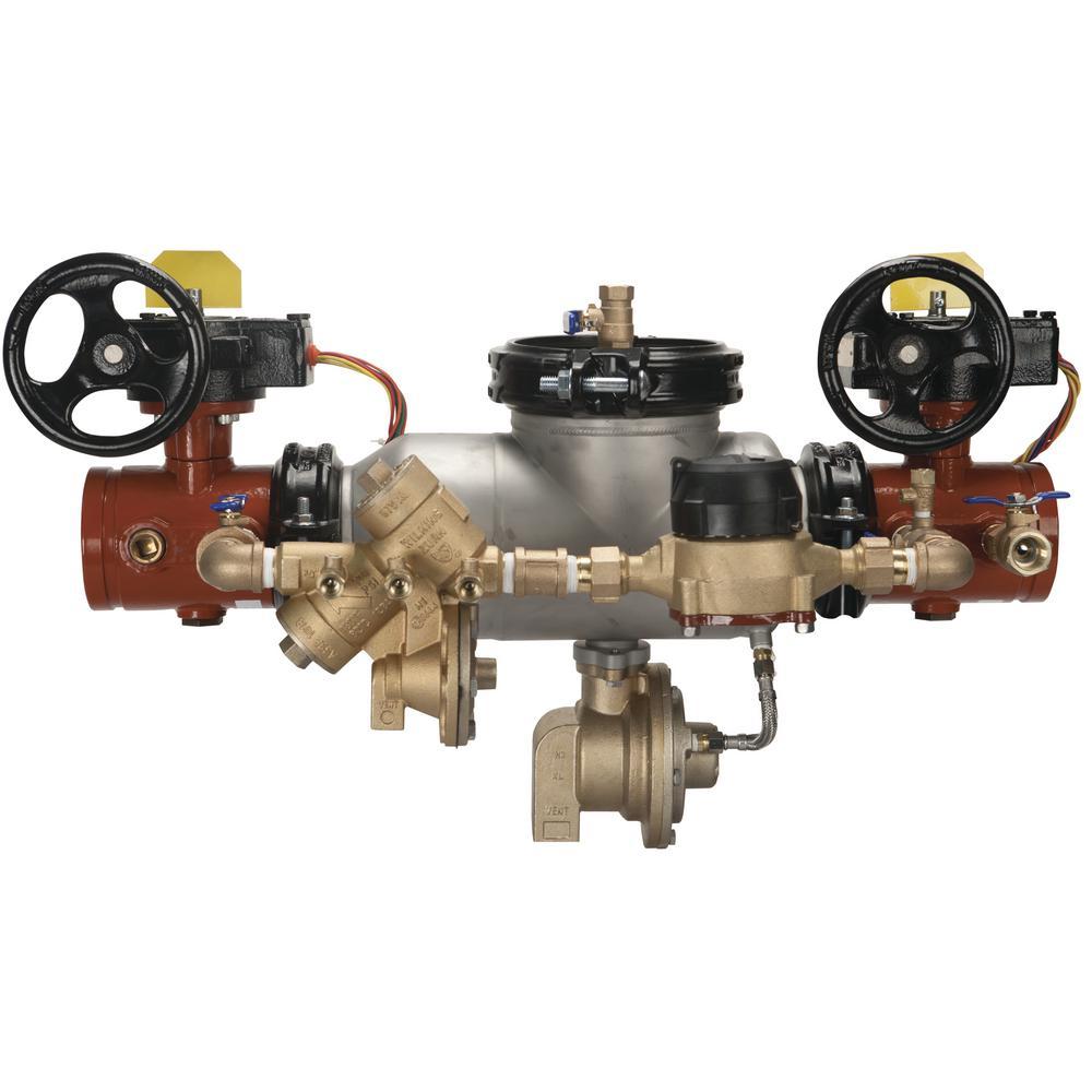 4 in. Reduced Pressure Principle Backflow Preventer