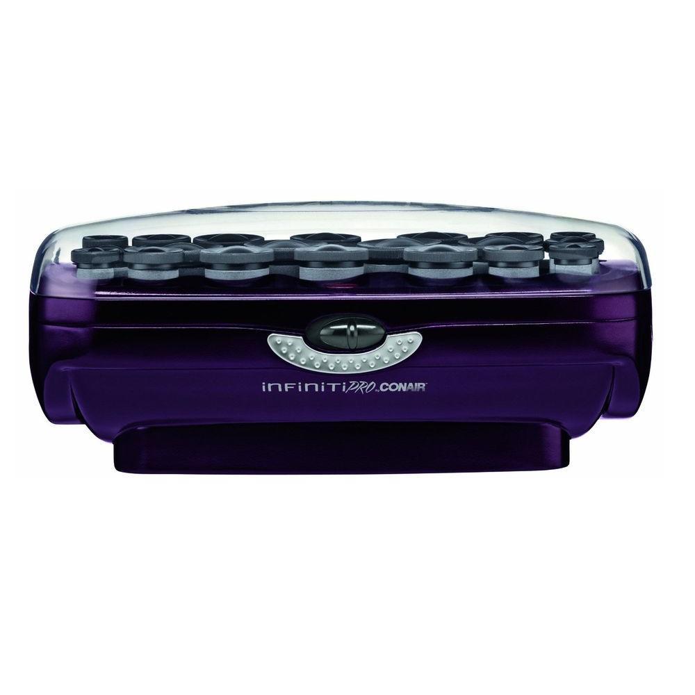 Conair Instant Heat Jumbo Rollers, Purple