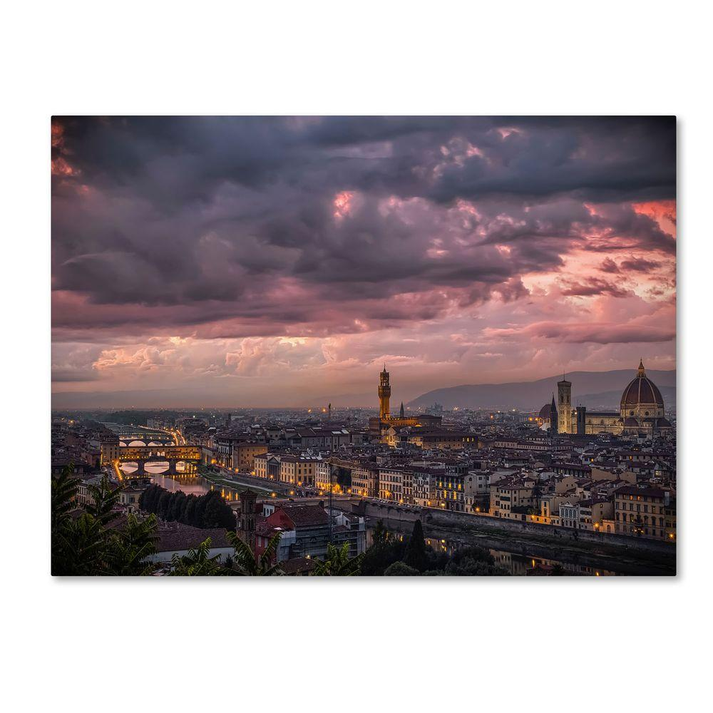 30 in. x 47 in. After the Storm Canvas Art