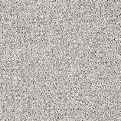 Carpet Sample - Out of Sight III - Color Platinum Mist Texture 8 in. x 8 in.