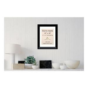 Amanti Art Steinway 11 inch x 14 inch White Matted Black Picture Frame by Amanti Art