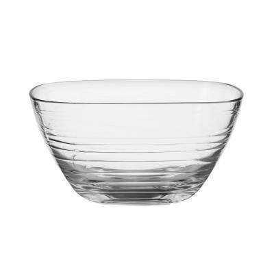 Aviva Large 11 in. Glass Wave Serve Bowl