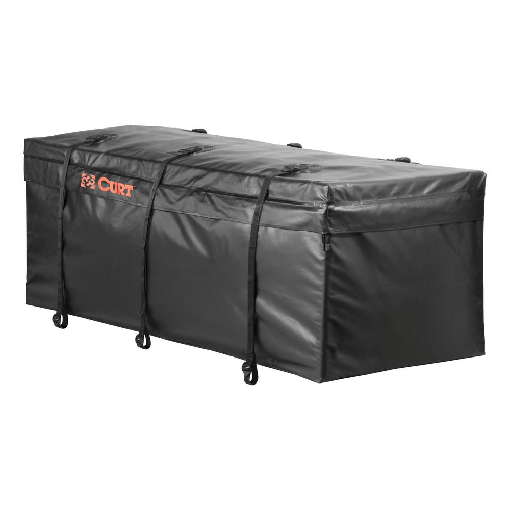 "CURT 56"" x 22"" x 21"" Water Resistant Hitch Cargo Bag"