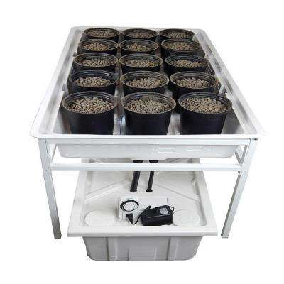 2 ft. x 4 ft. Ebb and Flow Hydroponics System