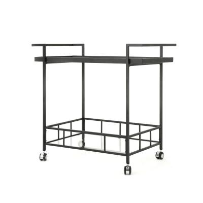 Selby Outdoor Patio Bar Cart