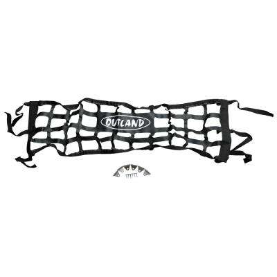 Small/Medium Trucks Tailgate Net, Black