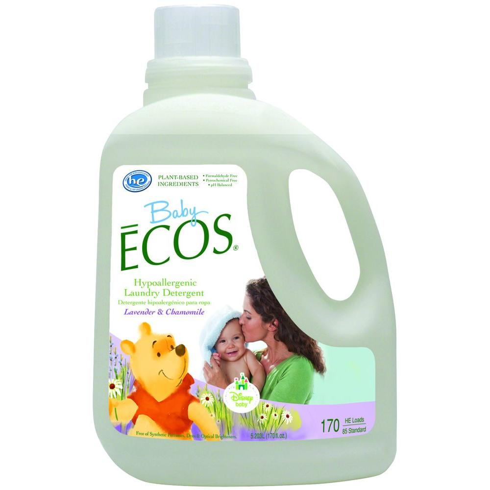 Earth Friendly Products 170 oz. Baby Lavender and Chamomile Disney Bottle