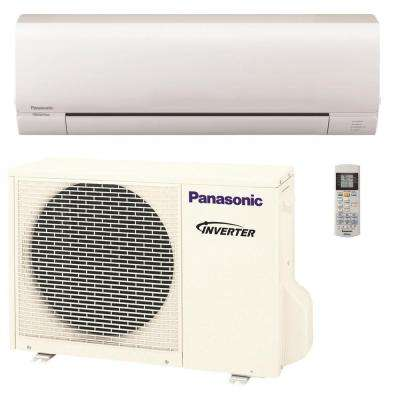 9,000 BTU 3/4 Ton Pro Series Ductless Mini Split Air Conditioner with Heat Pump - 208-230V/60Hz