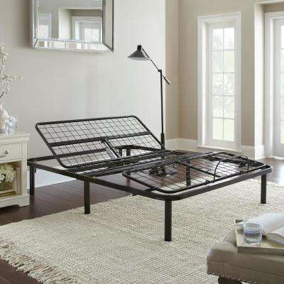 Silver Rest Twin XL Adjustable Bed Frame