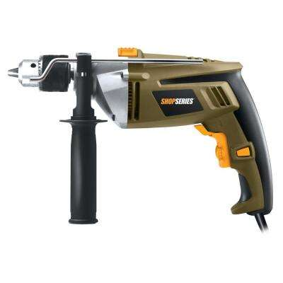 7 Amp 1/2 in. Variable-Speed Reversing Hammer Drill