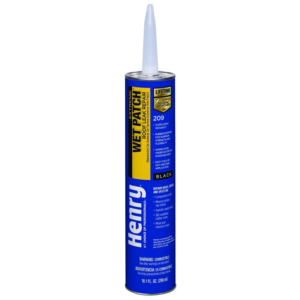 7ada4549b7 Henry 10.1 oz. 209XR Elastomeric Sealant-HE209004 - The Home Depot