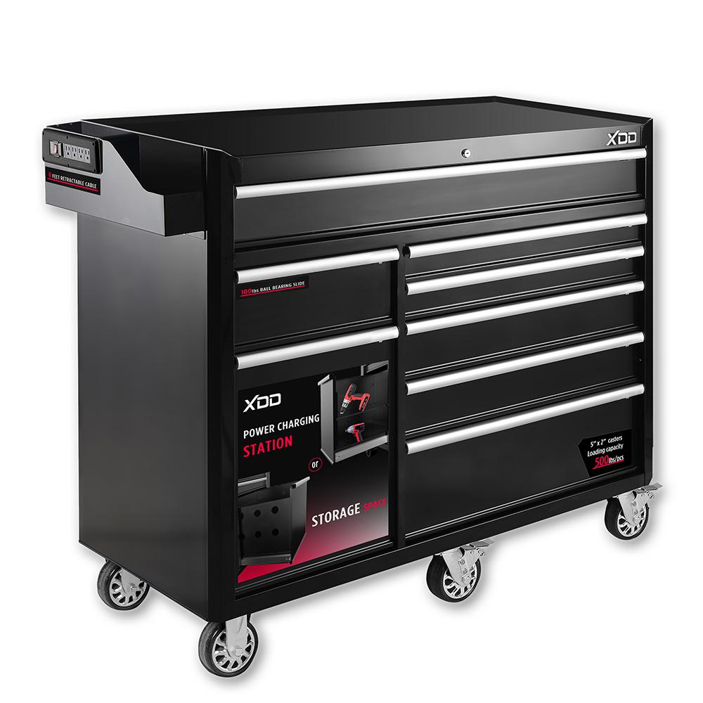 Xdd 56 In 8 Drawer Tool Chest Cabinet Mobile Workbench In