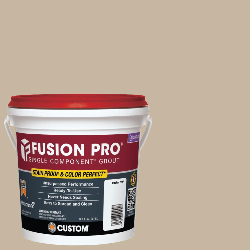 Custom Building Products Fusion Pro #172 Urban Putty 1 Gal  Single  Component Grout
