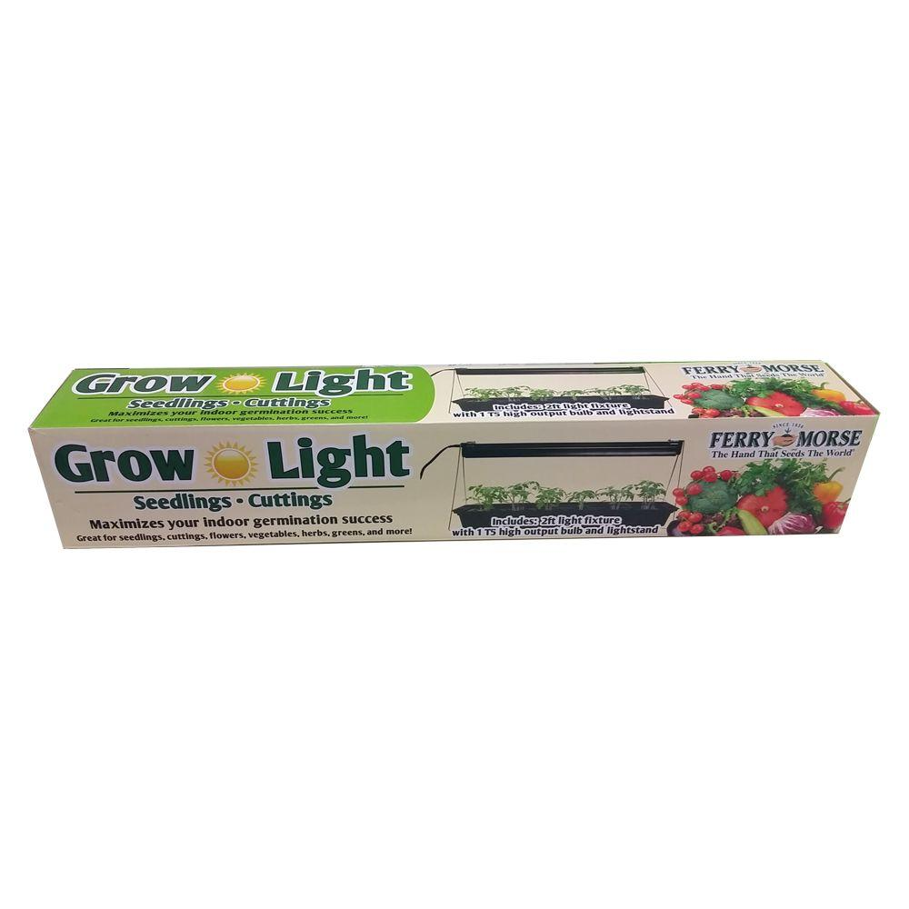 Ferry-Morse Grow Light-KLight-9H - The Home Depot