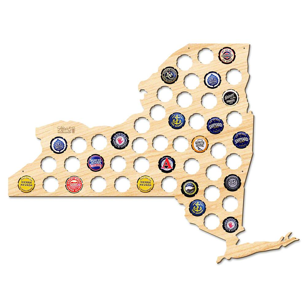 After Workshop In X In Large Maryland Beer Cap Map - Indiana beer cap map