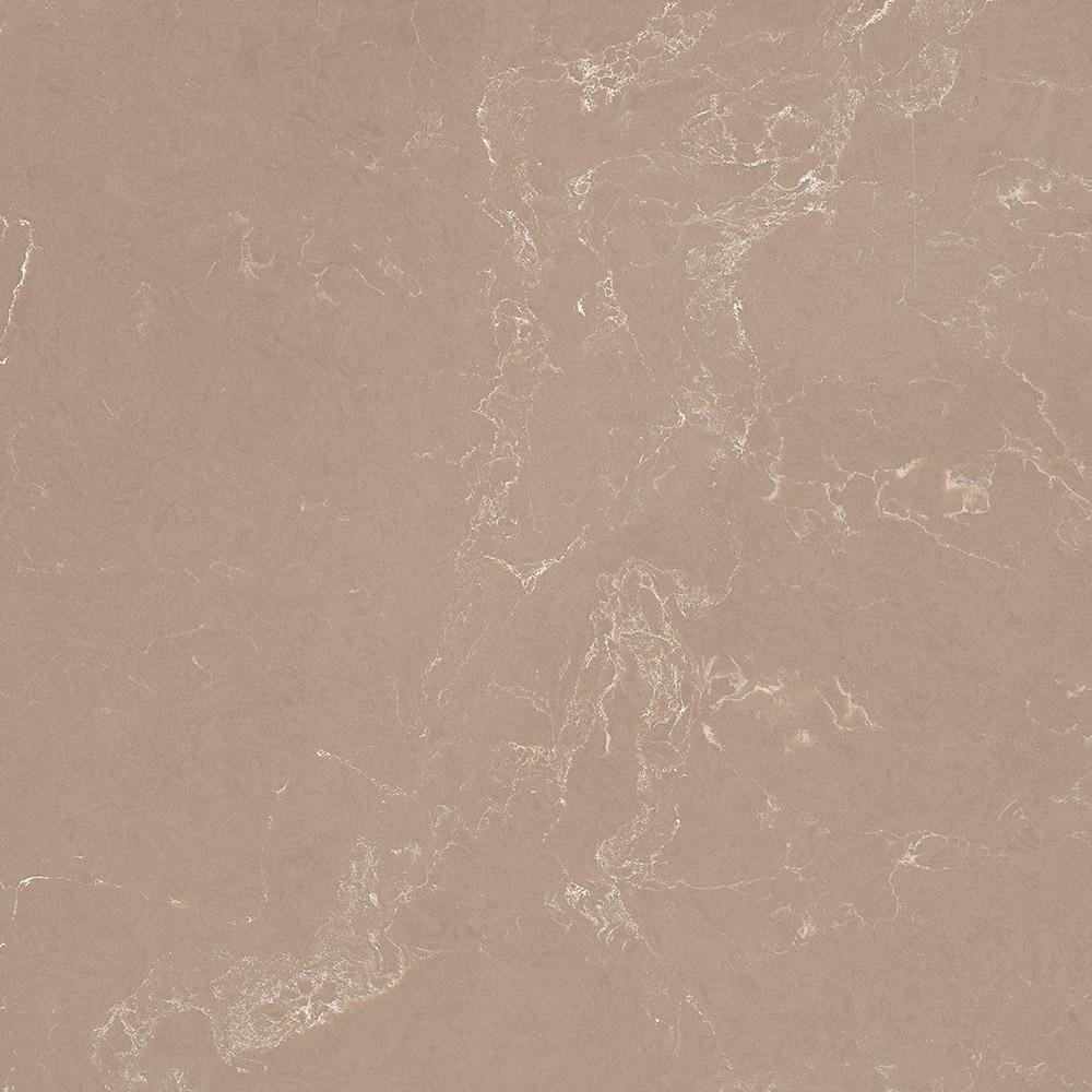 Caesarstone 10 In X 5 In Quartz Countertop Sample In Tuscan Dawn