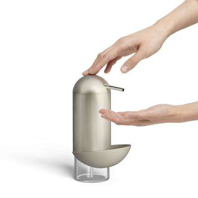 Penguin Caddy Soap Pump Nickel