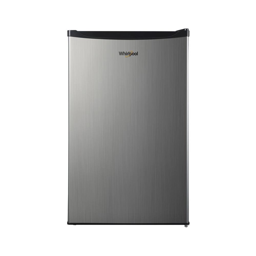 Whirlpool 4 3 Cu Ft Mini Refrigerator Single Door Only In