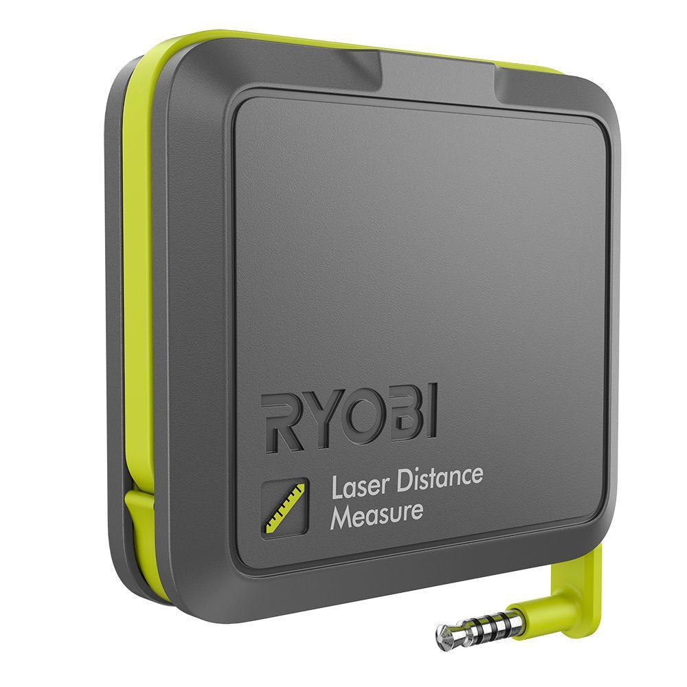 RYOBI Phone Works Laser Distance Measurer