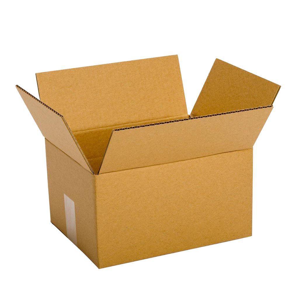 Box 25-Pack (12 in. L x 10 in. W x 4 in. D)
