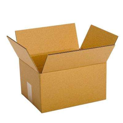 12 in. L x 10 in. W x 4 in. D Box (25-Pack)