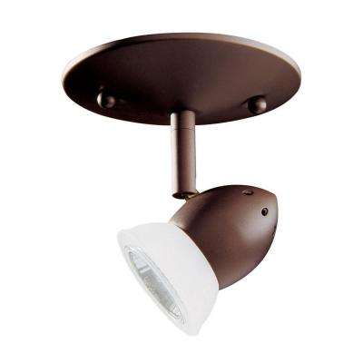 Cassiopeia 1-Light Oil Rubbed Bronze Track Lighting Kit