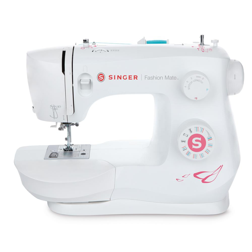 Threading Singer Sewing Machine Model  Fashion Mate