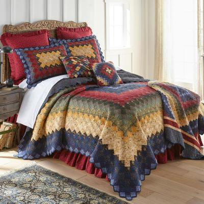 Twin All-Season Quilts Comforters with Reversible Cotton King//Queen//Twin Size Best Decorative Quilts-Unique Quilted for Gifts Corgi Quilt TH792