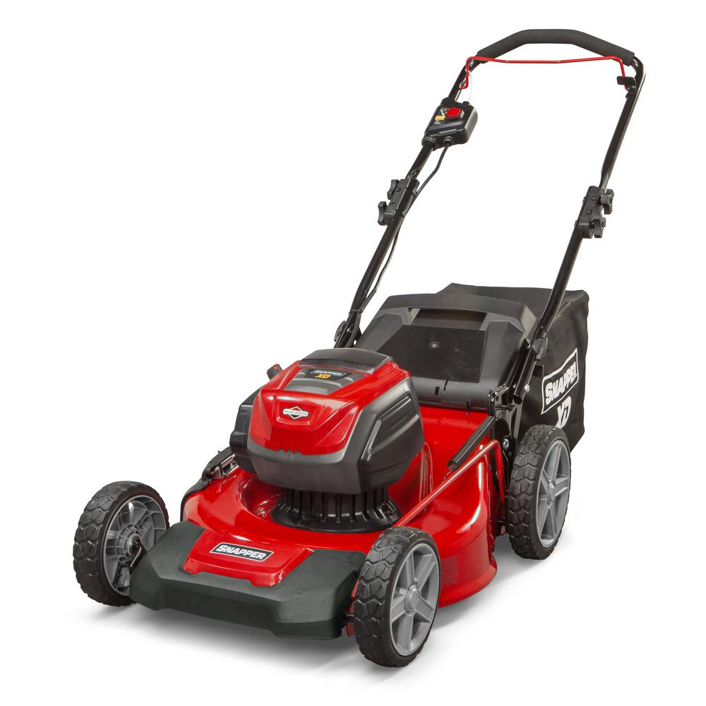snapper mower wiring harness snapper xd 82 volt max cordless electric 21 in lawn mower kit  snapper xd 82 volt max cordless
