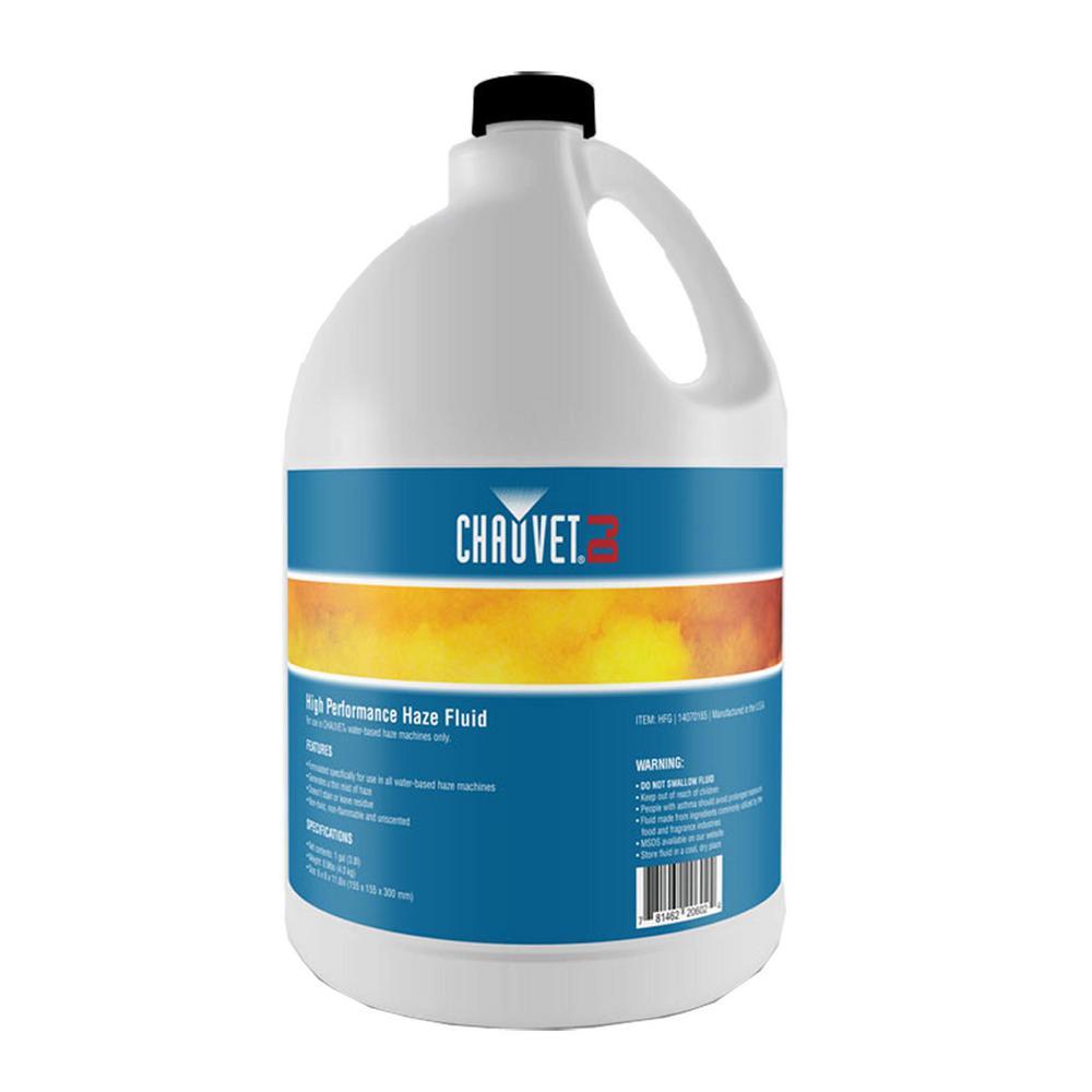 4 Gal. Bottles HFG Fluid for Hurricane Haze 2D Smoke Fog Machine