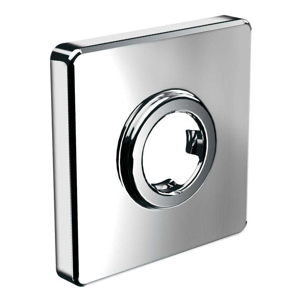 Shower Arm Flange in Chrome