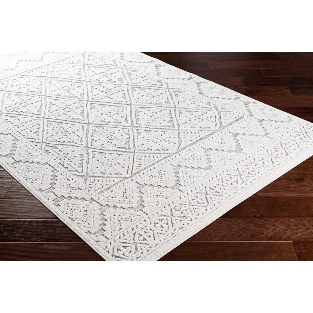 Artistic Weavers Lian Cream 5 Ft 3 In X 7 Ft 3 In Indoor Outdoor Area Rug S00161035601 The Home Depot