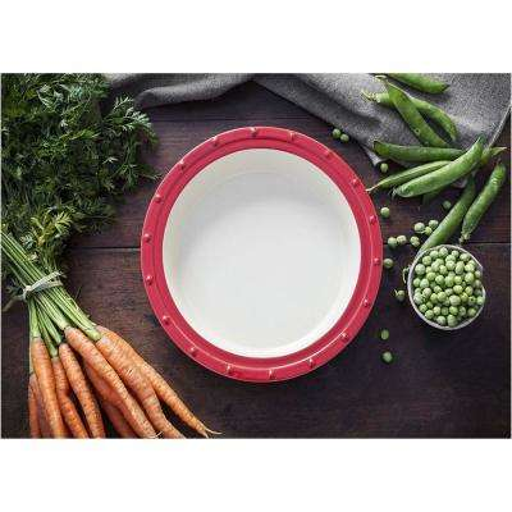 Ceramic Deep Dish Pie Pan