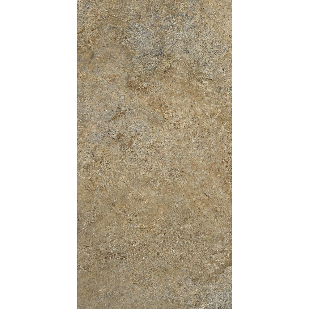 TrafficMASTER Allure 12 in. x 24 in. River Stone Luxury Vinyl Tile Flooring (24 sq. ft. / case)