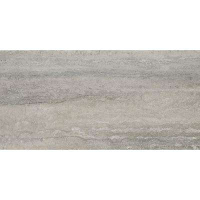 Trevi Gray 16 in. x 32 in. Glazed Porcelain Floor and Wall Tile (10 cases / 106.7 sq. ft. / pallet)