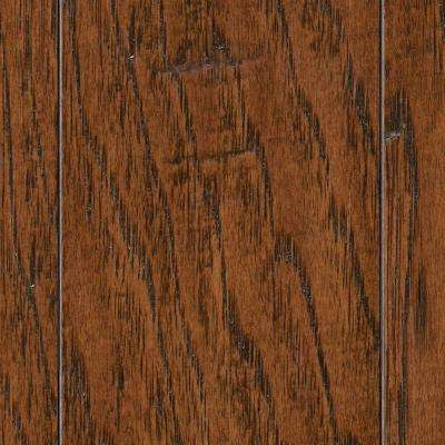 HS Distressed Archwood Hickory 3/8 in. T x 3-1/2 in. and 6-1/2 in. W xVarying Length Click Lock Hardwood(26.25 sq.ft/Cs)