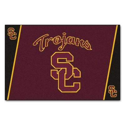 University of Southern California 5 ft. x 8 ft. Area Rug