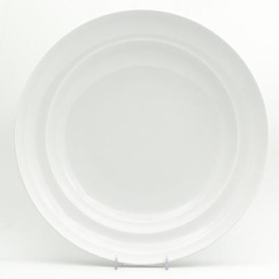 White Essential 13 in. Serving Bowl