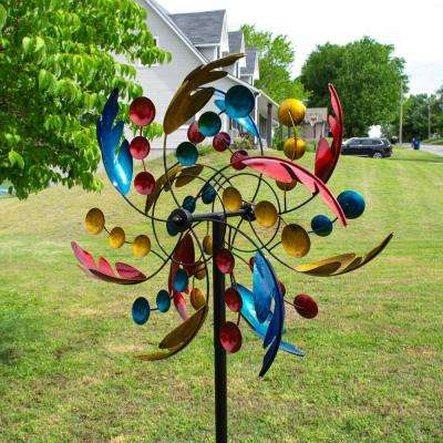 Colorful Confetti Wind Spinner
