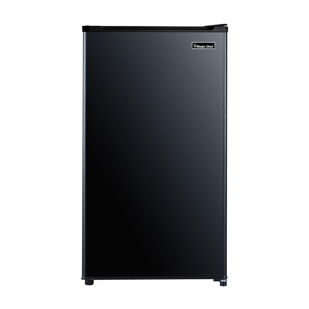 3.2 cu. ft. Mini Fridge in Black