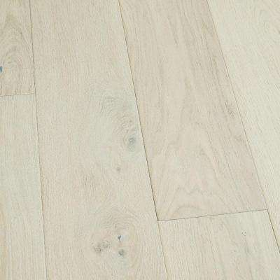 Take Home Sample   French Oak Rincon Engineered Click Hardwood Flooring   5  In. X