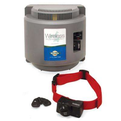 1/2-Acre Wireless Pet Containment System