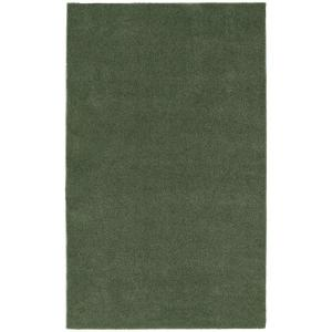 Garland Rug Washable Room Size Bathroom Carpet Deep Fern 5 Ft X 6 Area Brc 0056 08 The Home Depot