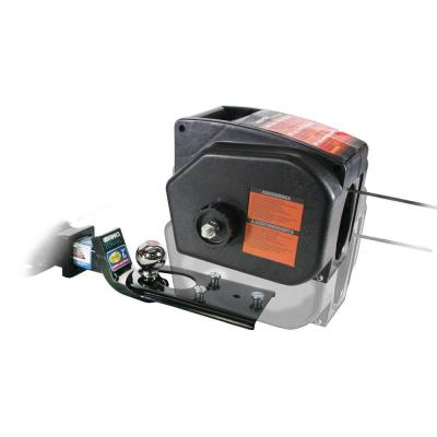 Warn 1000 lbs  120-Volt AC Utility Winch-80010 - The Home Depot