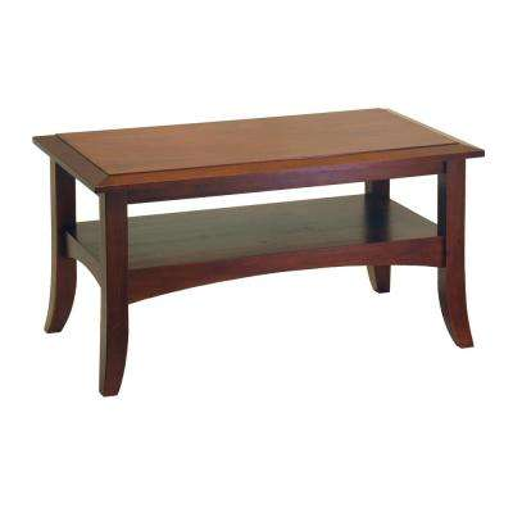 Craftsman Walnut Coffee Table