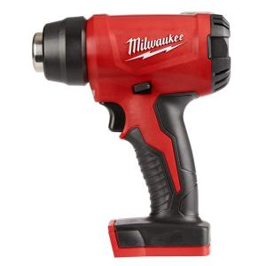 Milwaukee M18 18-Volt Lithium-Ion Cordless Compact Heat Gun (Tool-Only) by Milwaukee