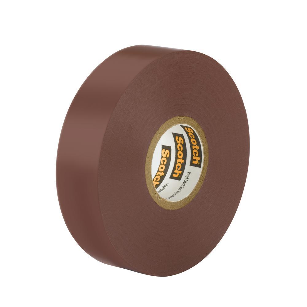 3M Scotch 3/4 in  x 66 ft  700 Vinyl Electrical Tape-24413